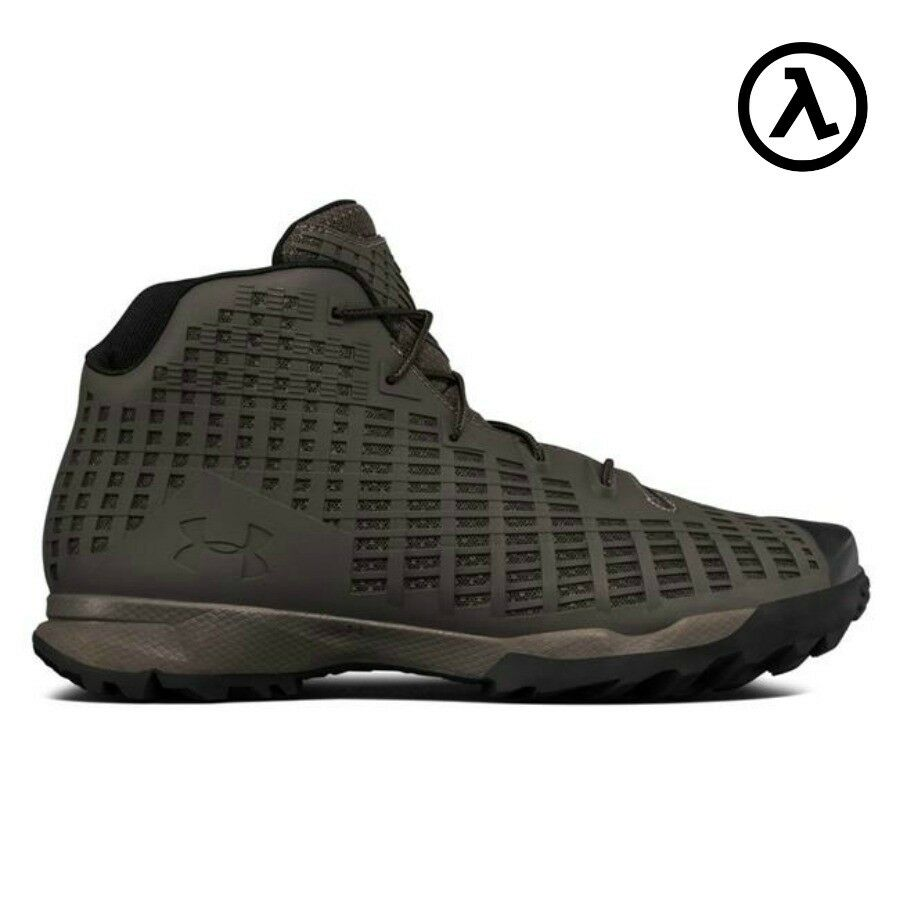 UNDER ARMOUR ACQUISITION TACTICAL BOOTS 1299241 / MAVERICK BROWN 240 - ALL SIZES