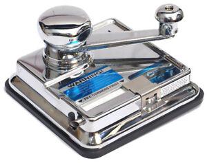 OCB-MikrOmatic-DUO-MicrOmatik-DUO-Stopfer-Stopfmaschine-Zigarettenmaschine