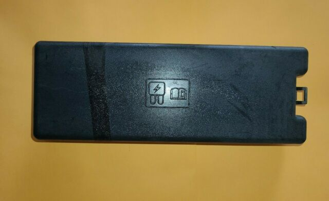 2007 2008 Ford Expedition Lincoln Navigator Fuse Box Relay Cover Lid 7l1t14a003