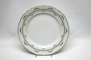 Porzellan-Speiseteller-Oskar-Schaller-Handbemalt