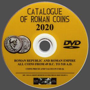 CATALOGUE-DE-MONNAIES-ROMAINES-2020-LE-PLUS-COMPLET-SUR-LE-MARCHE-ORIGINAL