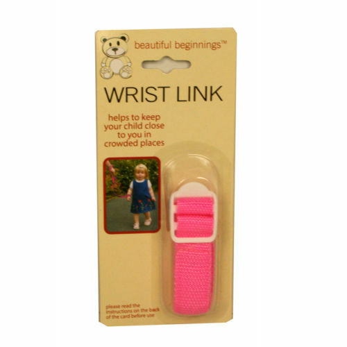 MIXED COLOURS JAZZY KIDS SAFETY WRIST LINK