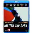 Hitting The Apex Blu-ray 2015 Valentino Rossi Brad Pitt