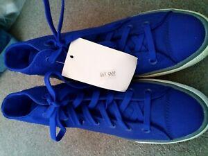6 Converse design blu Uk Taglia nuovo Trainer 39eur Colore qfwvXZ
