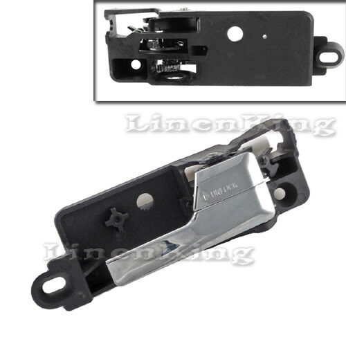 Fits Set 4pcs Inner Inside Door Handle Ford Fusion Mercury Lincoln Zephyr MKZ