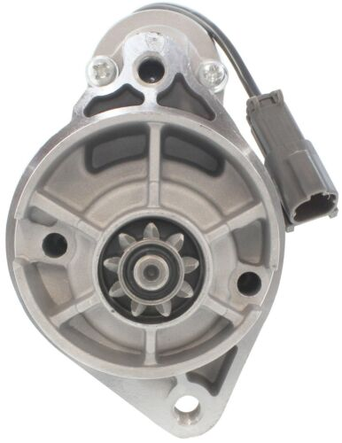 New Starter for Nissan Frontier Pickup Xterra 1999-2001 3.3L replaces 233004S102