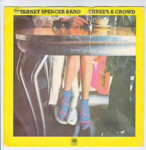 TARNEY-SPENCER-BAND-Vinyle-33T-17-cm-Souple-EASIER-FOR-YOU-Pub-THREE-039-S-A-CROWD