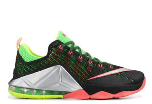 Nike LeBron 12 Low Remix Men's Basketball Shoes Size 14