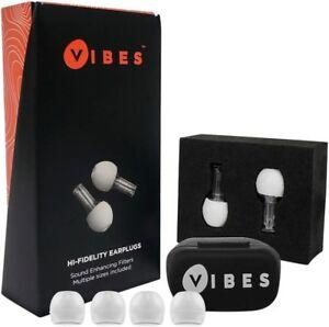 Filtro acustico i Tappi-Alta fedeltà ai DECIBEL riducendo tappi per le orecchie