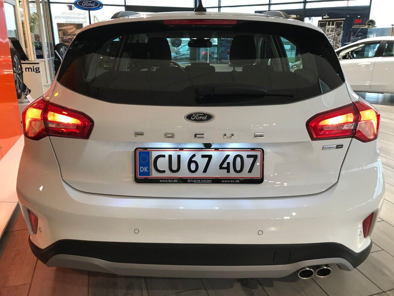 Ford Focus 1,0 EcoBoost mHEV Active - billede 11