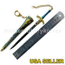 Fate stay night Mini Sword Dagger -New In Box