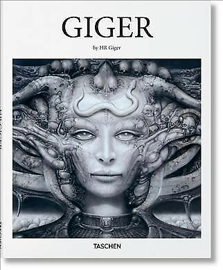 HR Giger, Hardcover by Giger, H. R. (ART), Brand New, Free shipping in the US
