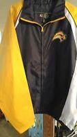 Official Buffalo Sabres Wind Breaker Long Sleeve Nhl Approved Mens Xl