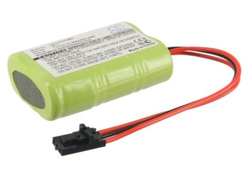 Batterie Ni-MH 7.2V 500mAh type 5911 Pour Lucas-Grayson Odiometer GSI 37