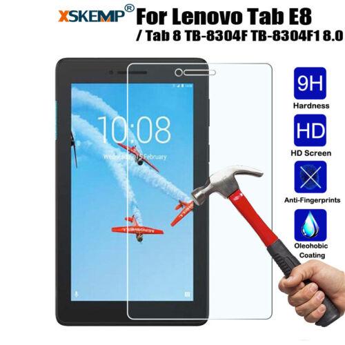 Real Tempered Glass Screen Film For Lenovo Tab E7 Tab E8 Tab E10 Tab M10 Tab P10
