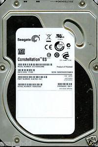 PN 9JW154-046 9WK FW 4B0B KRATSG Seagate 1TB SATA 3.5 Hard Dri ST31000524NS
