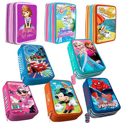 Disney Cinderella Federmäppchen  Etui Federtasche Federmappe NEU