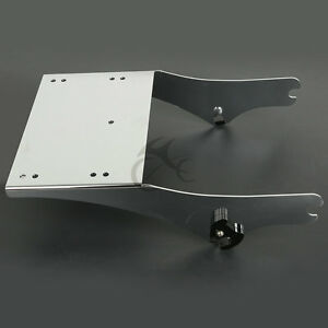 Pack-Trunk-Latches-Razor-Chop-Trunk-Mount-For-Harley-Tour-Pak-Touring-97-08-TCMT