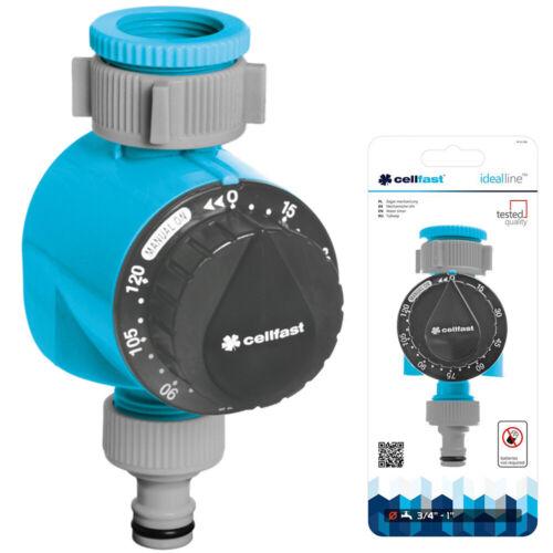 NEU Automatische Bewässerungsuhr Zeitschaltuhr Wasserzeitschaltuhr Bewässerung