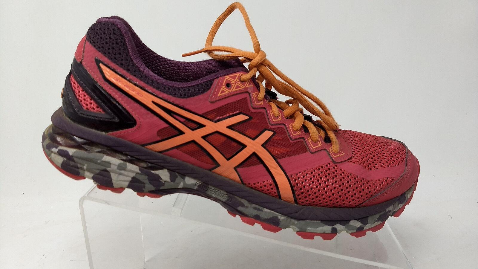 Asics GT-2000 4 Mujer Trail T661N Running zapatos SKU T661N Trail Talla 9.5 9f5f43