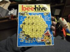 Smethport Bee Hive Vintage Action Maze Game/ and Home Run 2 for 1
