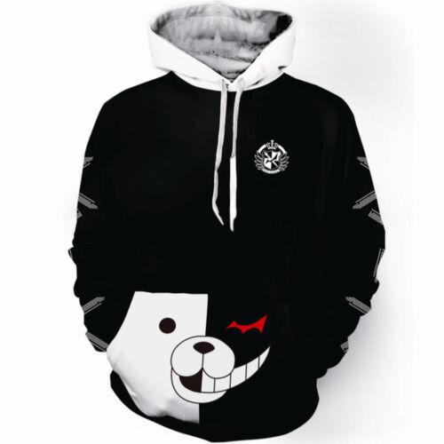 Killing Harmony Tops Pullover Hoodie Jumper Sweatshirt Anime Danganronpa V3