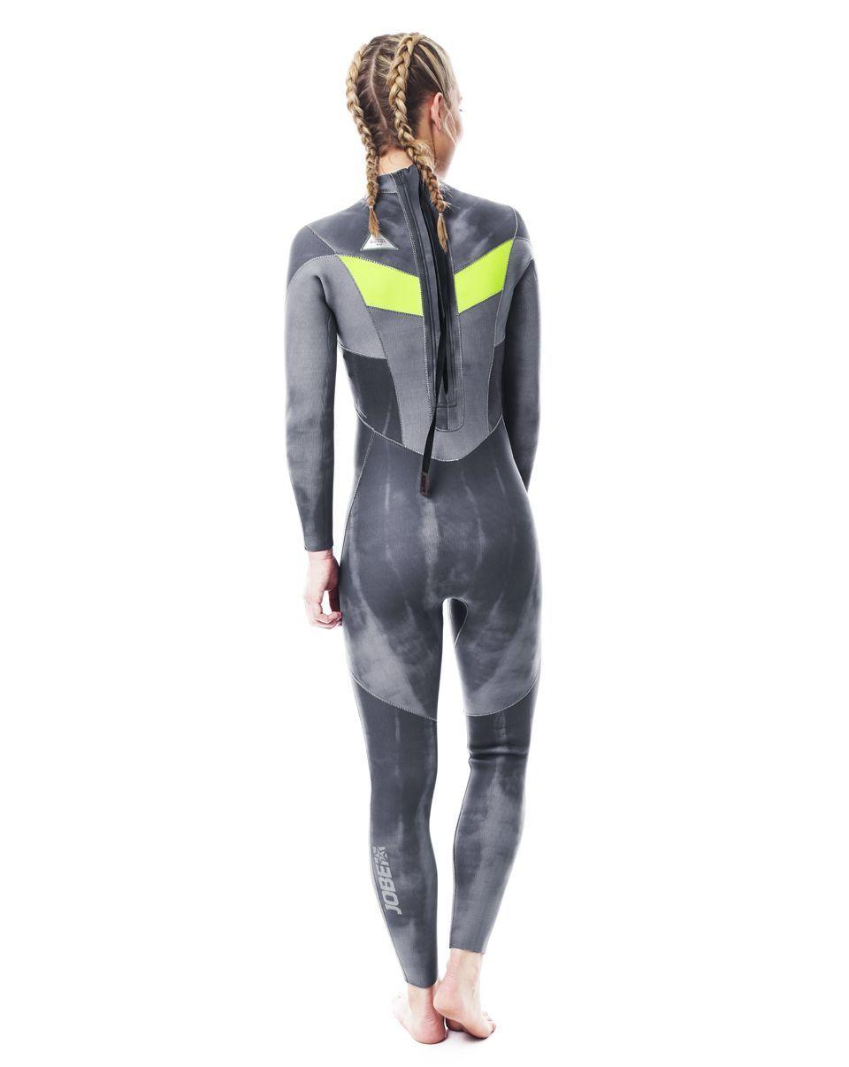 Jobe Victoria 3/2 Reversible Full Suit S Damen Neopren Wakeboard Surf Kite Wakeboard Neopren G-7-M 43b966