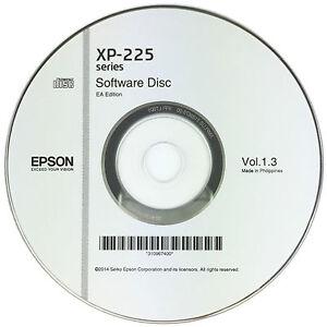 pilote epson scan xp 225