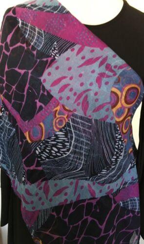 **NEW** SP40 Maxi//Oversize Retro Print Scarf//Hijab//Sarong//Wrap Various Colours