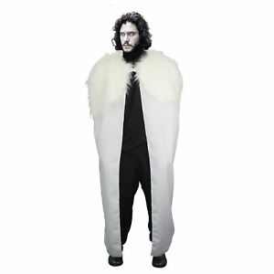 48-034-John-Snow-Game-Cape-with-039-White-Walker-039-Faux-Fur-Collar-House-of-Thrones
