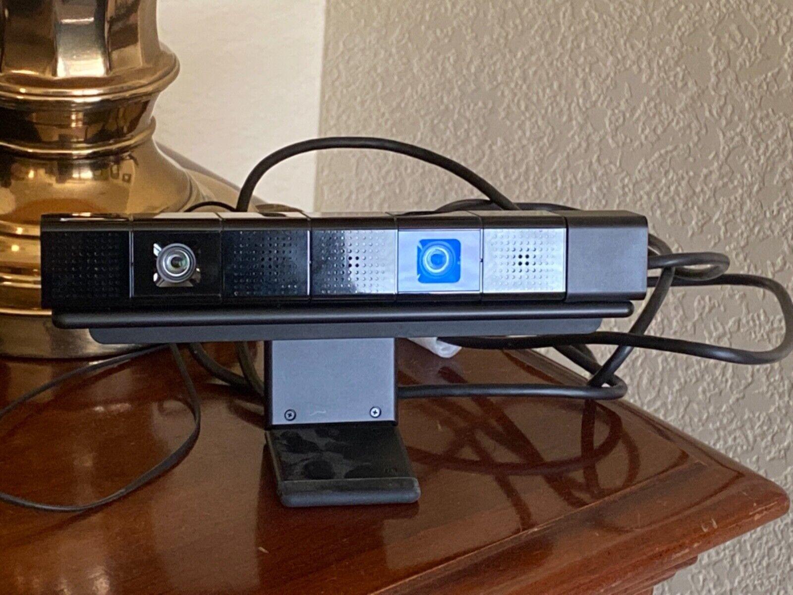 PS4 Camera Motion Sensor Sony PlayStation 4 V1 Black FAST SHIPPING