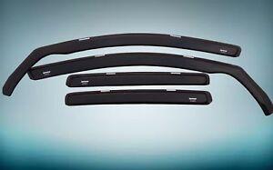 Wind Deflectors For HONDA CIVIC MK8 5 doors 2006-2011 Hatchback 4-pc set Tinted