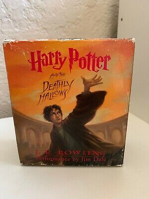 audio jim dale skype book hallows deathly