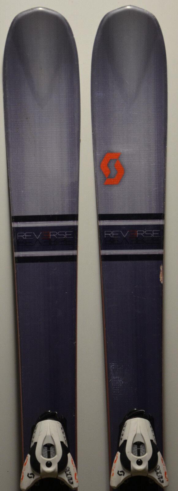 Ski parabolisch gebraucht SCOTT Reverse - 166cm à 184cm