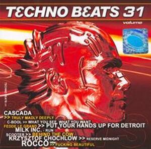TECHNO-BEATS-31-CASCADA-C-BOOL-MILK-INC-CD-sealed