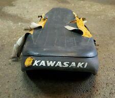 1974 Kawasaki F11 SEAT PAN original Vintage 250 Enduro F-11 Cover Foam F11A