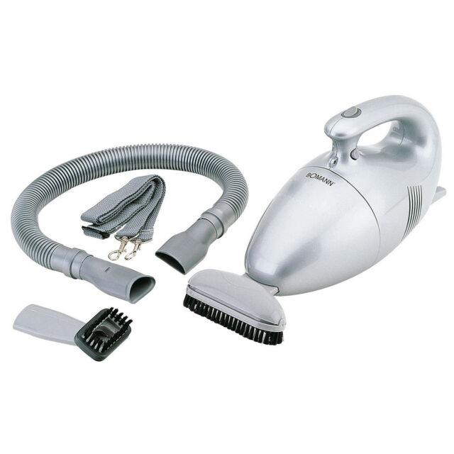 Aspiradora de mano potente 6m cable filtro permanente 700W BOMANN CB 947