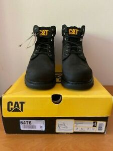 CAT boot Colorado 47 Interieur tissu Dessus cuir nubuck, Valeur 160€