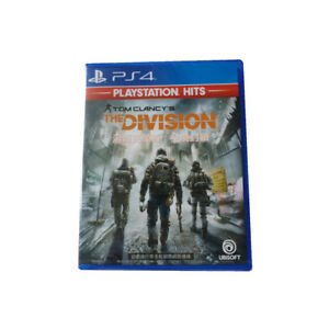 Details about Tom Clancy's The Division PlayStation Hits Edition PS4 2018  English Chinese