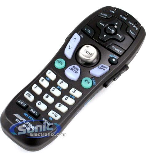 ALPINE Multimedia Remote Control for Alpine Mobile Video ProductsRUE-4190