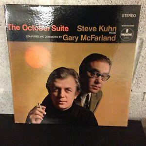 Steve-Kuhn-Gary-McFarland-The-October-Suite-VG-Vinyl-Impulse-Jazz