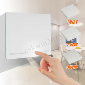 433MHz-RF-Wireless-30M-Remote-Control-Switch-Wall-Panel-Transmitter-1-2-3-Button