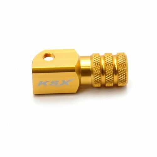 KSX Schalthebel Aufsatz Gold Auftritt KTM EXC EXC-F 125 250 300 350 450 525 520