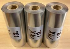 Kingsley Hot Stamp Stamping Foil Matte Silver 3 Rolls 3 X 95 Free Shipping