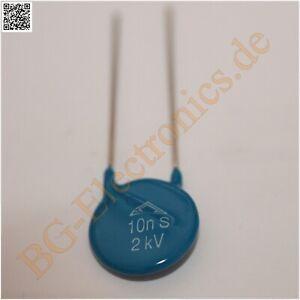 5-x-0-01-F-0-01uF-2000V-RM7-5-10nF-Keramik-Kondensator-Capaci-Roederste-5pcs
