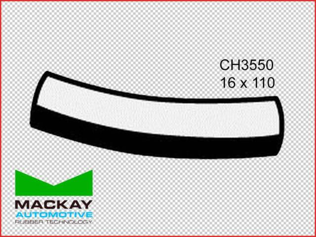 Toyota Land Cruiser HDJ100 1/1998 - 8/2007 Mackay CH3550 Heater Hose
