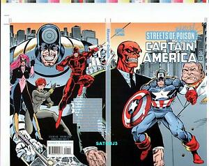 ron lim captain america daredevil tpb original marvel cover proof