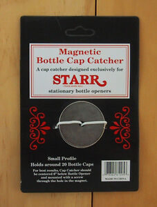 Image Is Loading Magnetic Cap Catcher For Wall Mount Bottle Openers