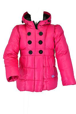 Winterjacke Mädchen Steppjacke Mantel Übergangsjacke Schneejacke Kinder Jacke