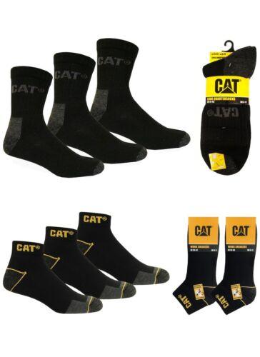 "CAT Caterpillar /""été paquet/"" 612 paire court halbkurze de travail sneakersocken"